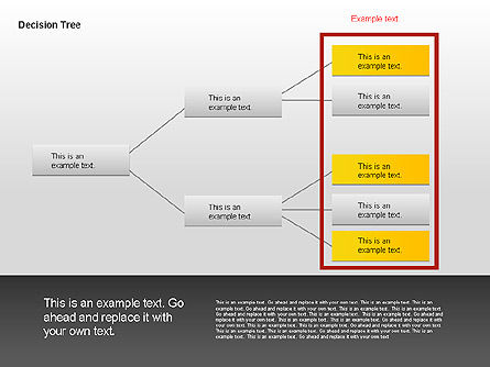 Decision Tree Chart Slide 3