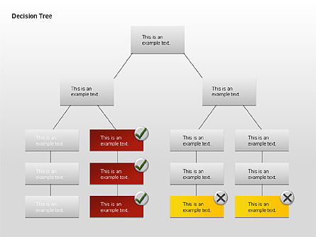 Decision Tree Chart Slide 4