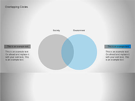 Business Models: Overlapping Circles Diagrams #00064