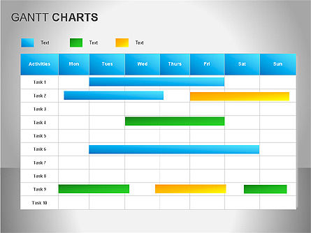 Gantt Charts Slide 2