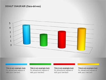 Data Driven Diagrams, Slide 5, 00068, Pie Charts — PoweredTemplate.com