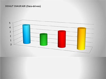 Data Driven Diagrams, Slide 6, 00068, Pie Charts — PoweredTemplate.com