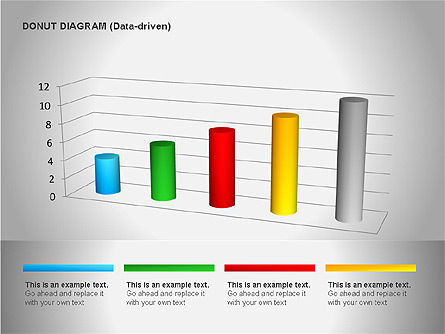 Data Driven Diagrams, Slide 7, 00068, Pie Charts — PoweredTemplate.com