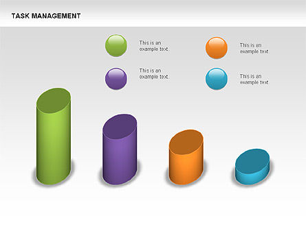 Task Management Charts, Slide 15, 00072, Organizational Charts — PoweredTemplate.com