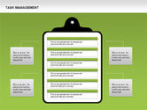 Organizational Charts: Task Management Charts #00072