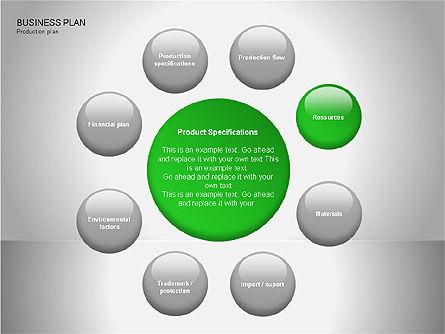 Business Plan Diagrams, Slide 11, 00076, Business Models — PoweredTemplate.com