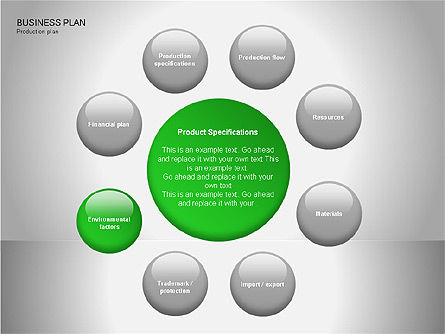 Business Plan Diagrams, Slide 15, 00076, Business Models — PoweredTemplate.com