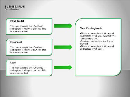 Business Plan Diagrams, Slide 19, 00076, Business Models — PoweredTemplate.com