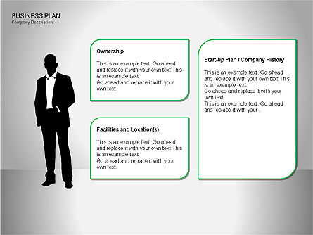 Business Plan Diagrams, Slide 8, 00076, Business Models — PoweredTemplate.com