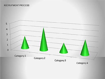 Recruitment Process Diagrams, Slide 11, 00077, Process Diagrams — PoweredTemplate.com
