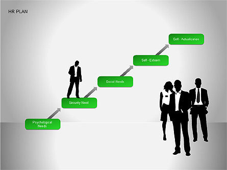 Process Diagrams: Human Resources Plan Diagrams #00078