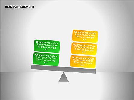 Risk Management Diagrams, Slide 10, 00079, Business Models — PoweredTemplate.com
