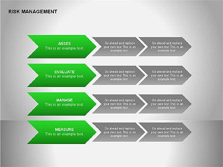 Risk Management Diagrams, Slide 11, 00079, Business Models — PoweredTemplate.com