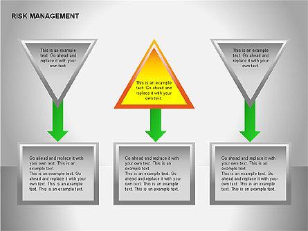 Risk Management Diagrams, Slide 12, 00079, Business Models — PoweredTemplate.com