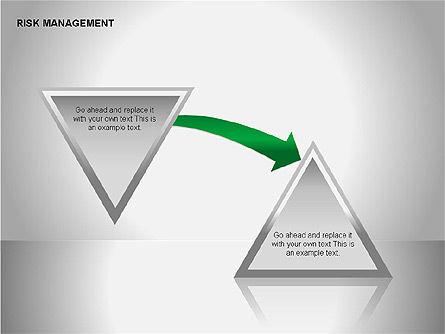 Risk Management Diagrams, Slide 13, 00079, Business Models — PoweredTemplate.com