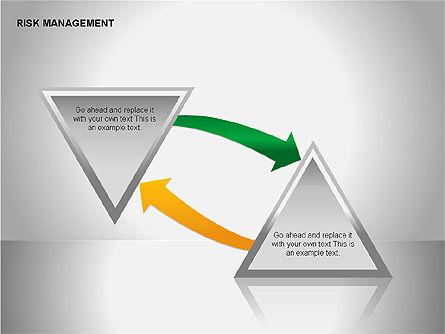 Risk Management Diagrams, Slide 14, 00079, Business Models — PoweredTemplate.com