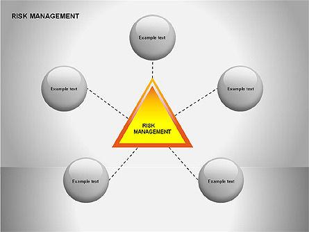 Risk Management Diagrams, Slide 15, 00079, Business Models — PoweredTemplate.com
