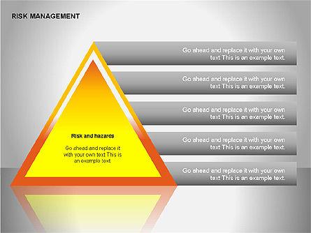 Risk Management Diagrams, Slide 2, 00079, Business Models — PoweredTemplate.com