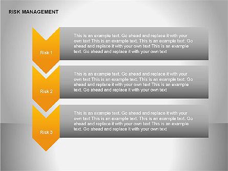 Risk Management Diagrams, Slide 3, 00079, Business Models — PoweredTemplate.com