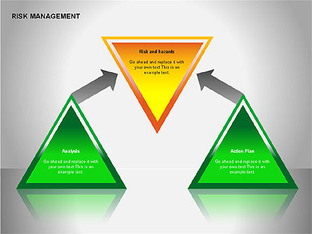 Risk Management Diagrams, Slide 4, 00079, Business Models — PoweredTemplate.com