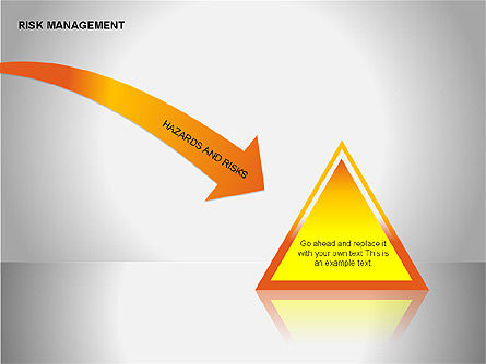Risk Management Diagrams, Slide 6, 00079, Business Models — PoweredTemplate.com
