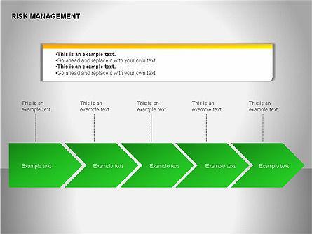 Risk Management Diagrams, Slide 8, 00079, Business Models — PoweredTemplate.com