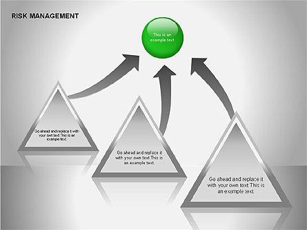Risk Management Diagrams, Slide 9, 00079, Business Models — PoweredTemplate.com