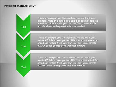 Project Management Diagrams, Slide 10, 00080, Business Models — PoweredTemplate.com