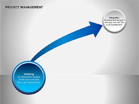 Project Management Diagrams, Slide 7, 00080, Business Models — PoweredTemplate.com