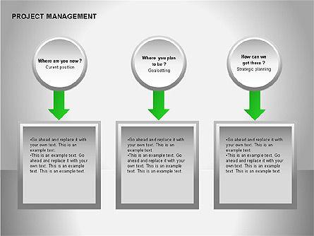 Project Management Diagrams, Slide 8, 00080, Business Models — PoweredTemplate.com