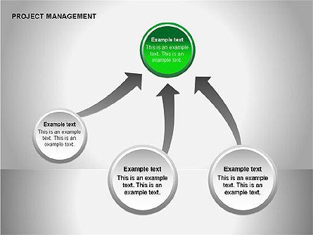 Project Management Diagrams, Slide 9, 00080, Business Models — PoweredTemplate.com