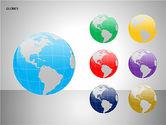 Shapes: 3D Globes #00083