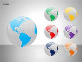 3D Globes#2