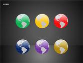 3D Globes#3