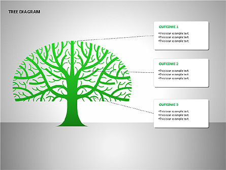 Tree Diagrams: 树图 #00084