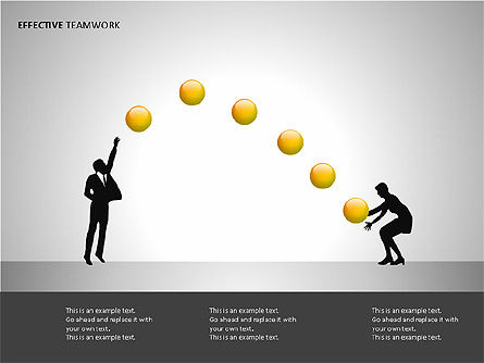 Shapes: Effective Teamwork Shapes #00086