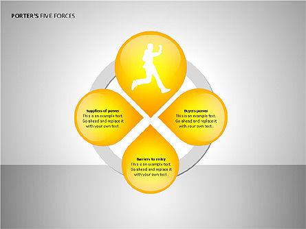 Porter's Forces Analysis, Slide 11, 00091, Business Models — PoweredTemplate.com