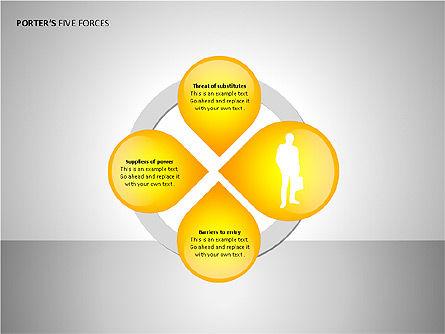 Porter's Forces Analysis, Slide 12, 00091, Business Models — PoweredTemplate.com