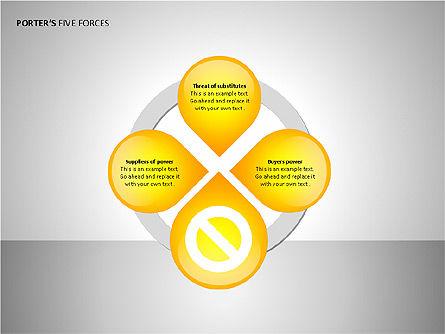 Porter's Forces Analysis, Slide 13, 00091, Business Models — PoweredTemplate.com