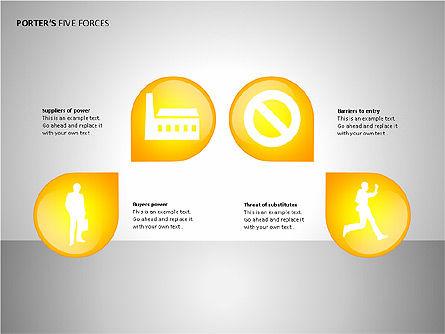 Porter's Forces Analysis, Slide 4, 00091, Business Models — PoweredTemplate.com