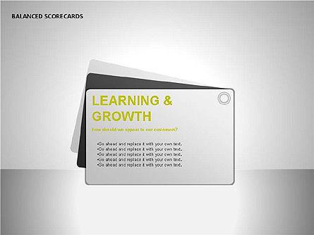 Business Scorecards, Slide 4, 00093, Business Models — PoweredTemplate.com