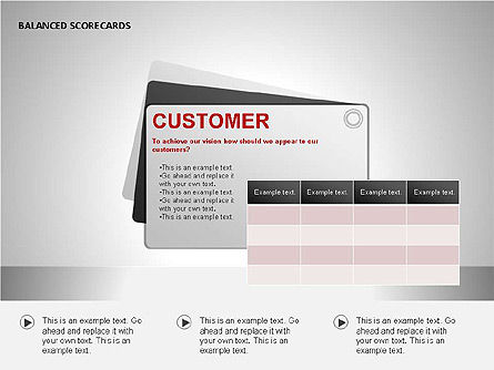 Business Scorecards, Slide 7, 00093, Business Models — PoweredTemplate.com