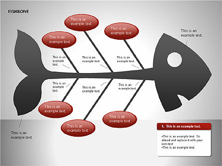 Fishbone diagrams for powerpoint presentations download now 00094 fishbone diagrams 00094 shapes poweredtemplate ccuart Choice Image