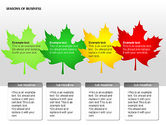 Seasons of Business Shapes#3