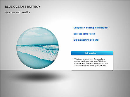 Business Models: Blue Ocean Strategy #00100
