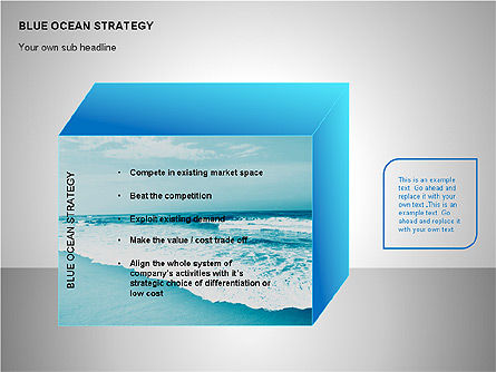 Blue Ocean Strategy, Slide 11, 00100, Business Models — PoweredTemplate.com