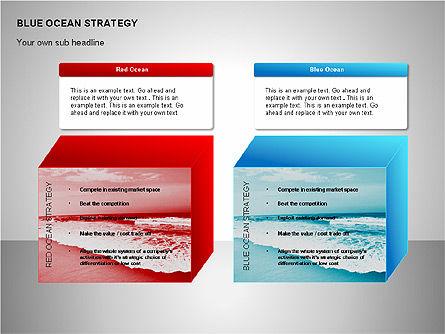 Blue Ocean Strategy, Slide 13, 00100, Business Models — PoweredTemplate.com