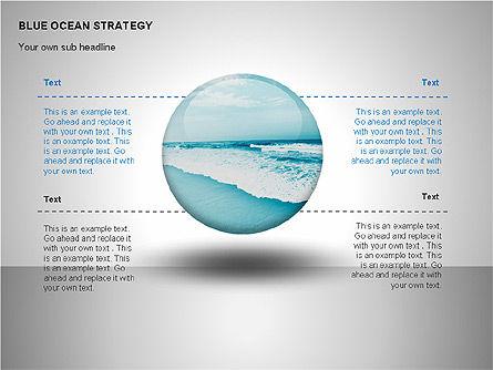 Blue Ocean Strategy, Slide 2, 00100, Business Models — PoweredTemplate.com