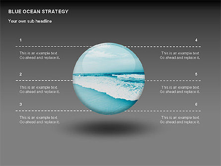 Blue Ocean Strategy, Slide 3, 00100, Business Models — PoweredTemplate.com