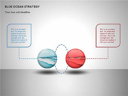 Blue Ocean Strategy, Slide 5, 00100, Business Models — PoweredTemplate.com